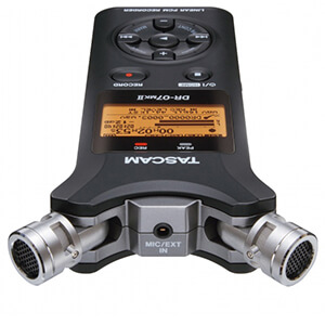 Intro to Portable Digital Recorders